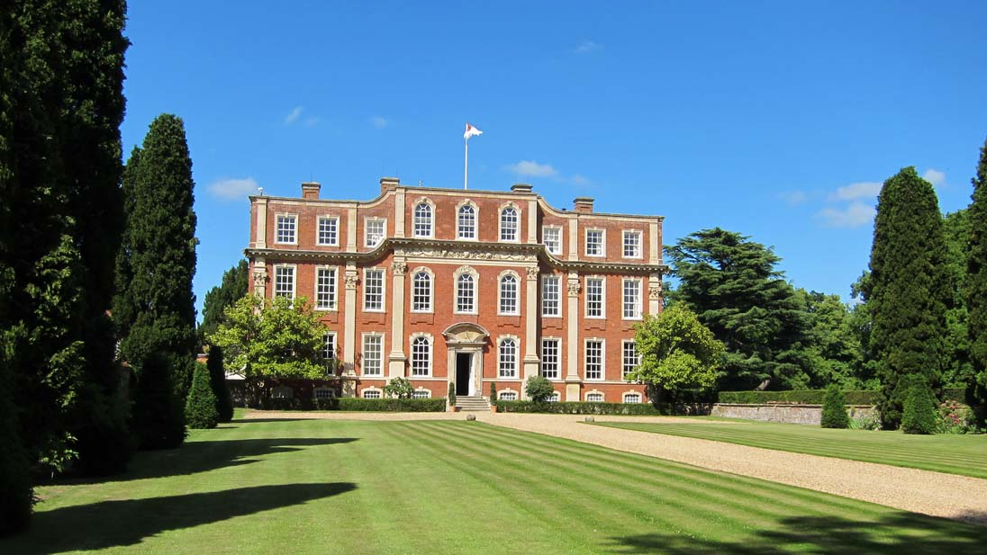 Chicheley Hall, Chicheley