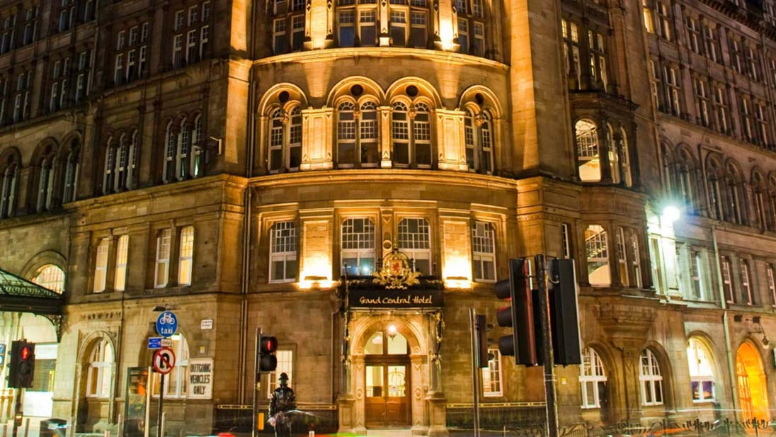 The Grand Central Hotel, Glasgow